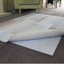 details about jvl home office rug safe carpet gripper for carpet floors 120 x 180cm