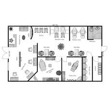Gym And Spa Area Plans Solution  ConceptDrawcomSpa Floor Plan Design