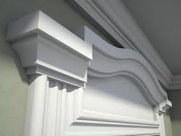 In a house or an apartment, the interior window trim consists of the wooden molding which comprises the inside of the window frame. House Exterior Trim Molding Ideas 333 Images Artfacade