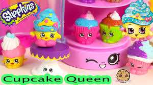 Diy Craft Limited Edition Shopkins Season 1 Cupcake Queen Custom