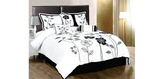 black and white duvet set simple bedroom with black white striped duvet cover shiny wood floors design shiny wood floors design and table lamp with fabric