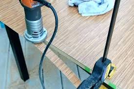 cut laminate countertop with circular saw how to trim together cutting perfect edge band for produce cut laminate countertop
