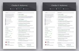 Creative Resume Templates 16 Examples To Download Guide Nofordnation