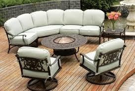 cast aluminum patio chairs. Hanamint. Grand Tuscany Deep Seating By Hanamint Cast-aluminum- Furniture Cast Aluminum Patio Chairs