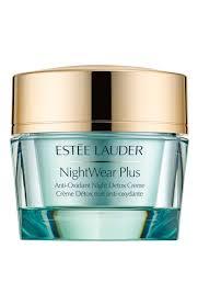 <b>Estée Lauder NightWear Plus</b> Antioxidant Night Detox Cream ...