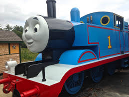 thomas engine at edaville usa depot
