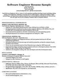 Information Technology It Resume Sample Resume Companion