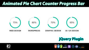 Pie Chart Jquery Plugin Free Download Create A Animated Pie Chart Counter Progress Bar With Jquery