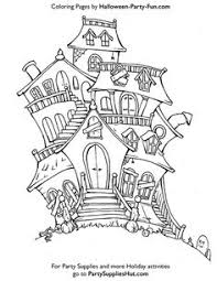 Small Picture Freebie Halloween Coloring Page Coloring In Therapy For Adults