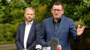 Victorian premier daniel andrews had an emotional response to a photo taken where his father's funeral was held. Australian Open 2021 Fourth Covid Case Lockdown News Updates Quarantine Melbourne Daniel Andrews Press Conference Novak Djokovic Fox Sports