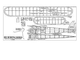 Hummingbird plan   Free     OuterzoneHummingbird   plan thumbnail image