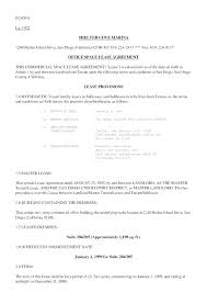 Office Rental Agreement Template Rental Agreement Template India