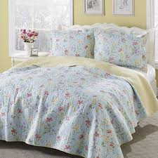laura ashley crofton reversible cotton quilt set ping great deals on laura ashley quilts