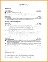 10 Investment Banking Resume Format Laredo Roses