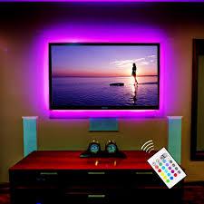 bason lighting r tv backlight usb powered led strip light home theater lighting for