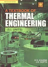 Textbook Of Thermal Engineering by J K Gupta