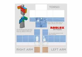 Roblox Shirt Templet Transparent Roblox Hoodie Template Roblox Shirt Template