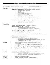Sample Clerk Resume Temporary Clerk Resume Samples Cool Mailroom Clerk Resume Sample 22
