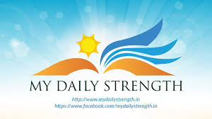 My Daily Strength Ministries Pillar Of Cloud Fasting