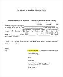 16+ Internship Certificate Templates - Pdf, Doc | Free & Premium ...