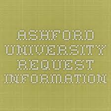 Ashford University Request Information Teaching