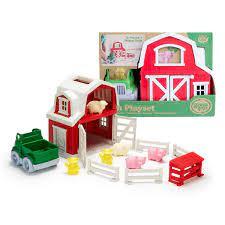 Bộ đồ chơi trang trại Green Toys cho bé từ 2-5 tuổi