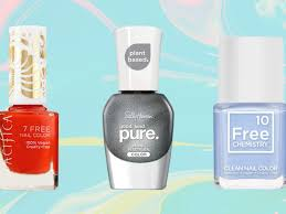 the 16 best nontoxic nail polishes of