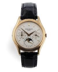 Philippe 3940j Calendar Watch Watches Grande The Patek Perpetual Complication Club Ref