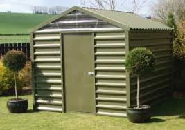 Small Picture Wooden Sheds Metal Sheds Garden Sheds