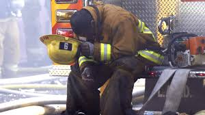Cancer is killing firefighters: Toxins found in burning materials