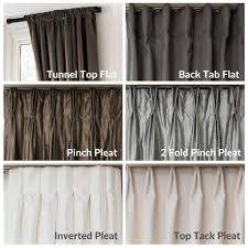 top tack pleat pleat styles, readymade drapes, readymade curtains, buy  drapes online,