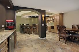 Basement Remodel Contractors Awesome Inspiration Design