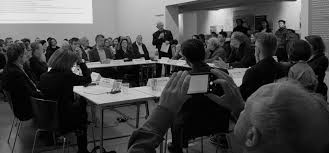 the annual dean s roundtable held at the center for architecture in new york