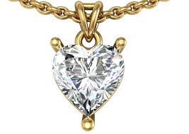 suvarnadeep heart shape