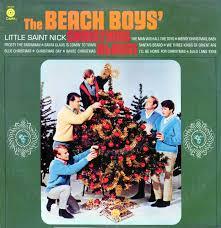 Beach Photo Albums Beach Boys Christmas Album Sm2164 Christmas Vinyl Record Lp