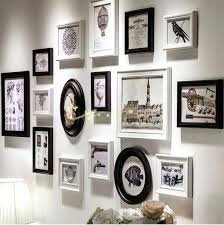 collage wall frames decorative decoration decor photo picture frame intended for idea 16