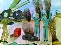 رسومات عن حرب اكتوبر ملونة