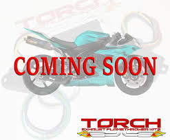 torch exhaust flamethrower kit motorcycle kit