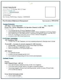 Best Resume Format For Freshers Engineers Resume Format Civil ...