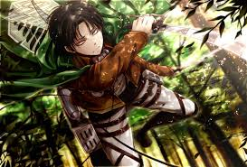 For any commercial use please contact me beforehand. Levi Ackerman Wallpapers Top Free Levi Ackerman Backgrounds Wallpaperaccess