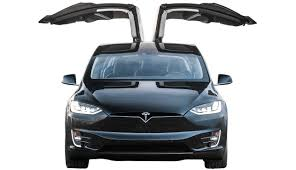 tesla electric car motor. Tesla\u0027s Model X Tesla Electric Car Motor