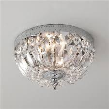 flush mount chandelier crystal jannamo for contemporary house crystal flush mount chandelier prepare