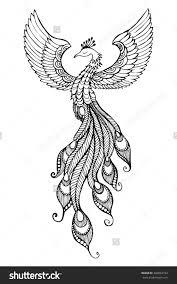 пин от пользователя James на доске жар птица татуировки жар птица