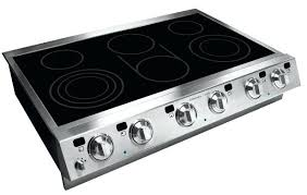 electric range top. Stainless Electric Range Top L