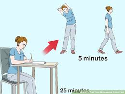 easy ways to get your homework done fast pictures  image titled get your homework done fast step 8