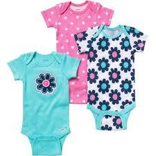 Walmart Baby Girl Clothes Classy Newborn Baby Girl Bodysuits Variety 32Pack Walmart
