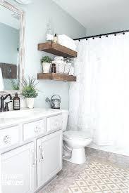 white bathroom decor. Farmhouse Bathroom Decor Ideas Traditional White