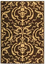 safavieh outdoor rugs resort collection courtyard collection damask medallion safavieh outdoor rugs resort collection palermo