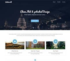 Free Website Design Templates Custom 28 Free Responsive And Mobile Website Templates Bittbox
