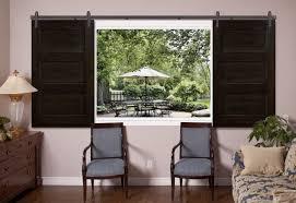Sliding Barn Door Window Coverings | http://togethersandia.com ...